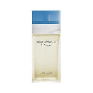 Perfume Dolce Gabbana Light Blue EDT Feminino 100ML