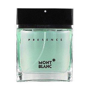 Perfume Montblanc Presence EDT M 50ML