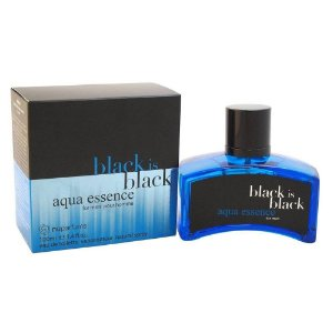Perfume Nuparfums Black is Black Aqua Essence EDT M 100ML