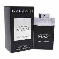 Perfume Bvlgari Man Black Cologne EDP 100ML