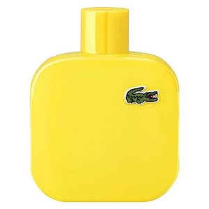 Perfume Lacoste L.12.12 Jaune Optimistic EDT M 100ML