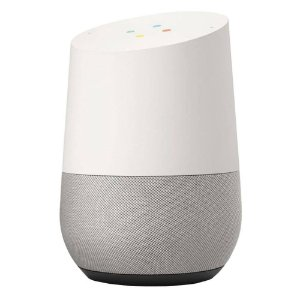 Speaker Google Home Ativado Por Voz Branco