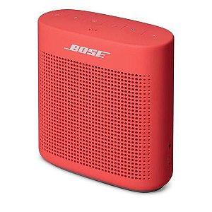 Speaker Bose SoundLink Color II IPX4 (Vermelho)