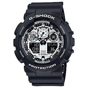 Relógio Casio GA-100-BW M