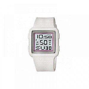 Relógio Casio LDF-20-7AVDR Branco F