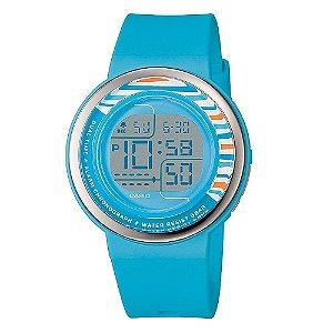 Relógio Casio LDF-30 2B Azul F