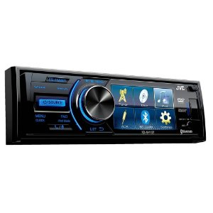 "DVD PLAYER JVC KD-AV41BT 3"" FM/USB/BLUETOOTH"