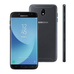 """SMARTPHONE SAMSUNG GALAXY J7 PRO J730G/DS 5.5"""" 64GB 3GB RAM DUAL 4G LTE PRETO"""