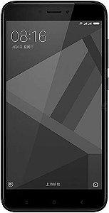 "Smartphone Xiaomi Redmi 4X 5.0"" 32GB 3GB Dual Sim - Preto"
