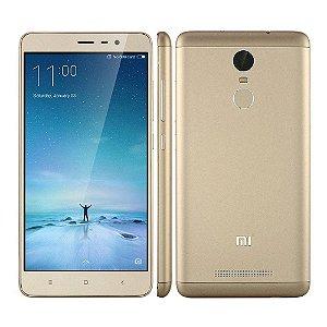 Smartphone Xiaomi Redmi Note 3 Pro 5.5 pol 32GB 4G Dourado