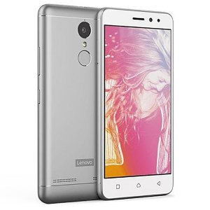 Smartphone LeNovo Vibe K6 16GB Dual 4G 5 Pol. 13MP 8MP Prata