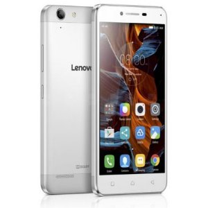 "Smartphone Lenovo Vibe K5 Dual Chip Android Tela 5"" 16GB 4G Câmera 13MP - Prata"