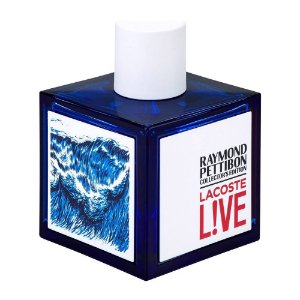 Perfume Lacoste Live Raymond Pettibon EDT M 100ML