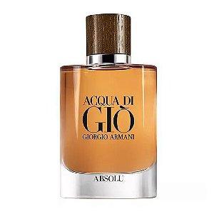 Perfume Giorgio Armani Acqua Di Gio Absolu EDP M 75ML