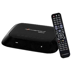 Az America 2010 - Receptor De Tv Com Controle
