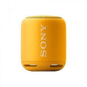 Caixa de Som Speaker Sony SRS-XB10  Bluetooth Amarelo
