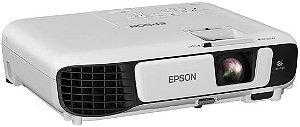 Projetor Epson S41+ - 3300 Lumens - Branco