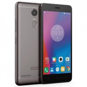 "Smartphone LENOVO VIBE K6 32GB Single 4G 5"" 13MP/8MP  Cinza"