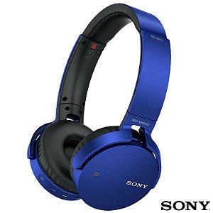 Fone Ouvido Sony Bluetooth Com Microfone Mdr-Xb650bt PRETO