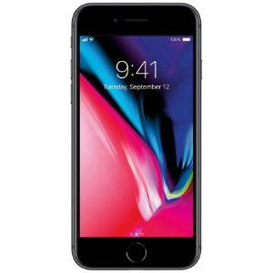 "Smartphone IPhone 8 Plus A1897 BZ 64GB 5.5"" 12MP/7MP Cinza"