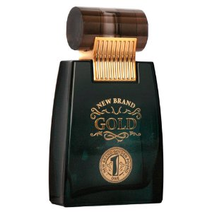 Perfume New Brand Gold for Men EDT 100ML