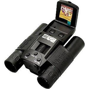 Binóculo Digital Câmera 8mpx Amplia12x Lente 25mm  Vivitar