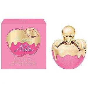 Perfume Nina Ricci Les Delices de Nina EDT F 75ML