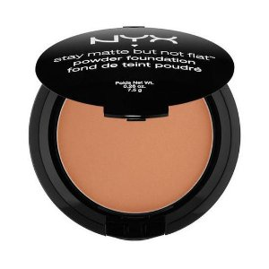 Po Facial NYX Stay Matte But Not Flat SMP14 Nutmeg