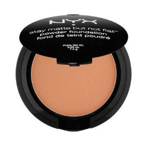 Po Facial NYX Stay Matte But Not Flat SMP15 Chestnut