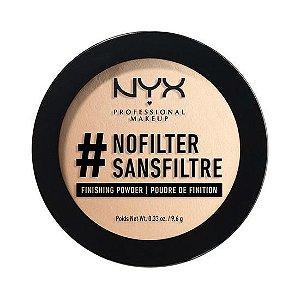 Po NYX Nofilter Sansfiltre NFFP02 Porcelain