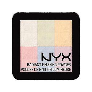 Po Iluminador NYX Radiant Finish RFP01 Brighten