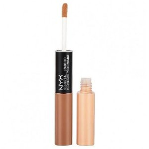 Corretivo NYX Sculpt & Highlight Face Duo SHFD04 Cinnamon/Peach