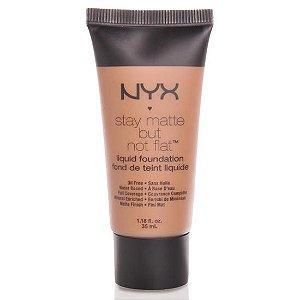 Base Liquida NYX Stay Matte But Not Flat SMF14 Nutmeg