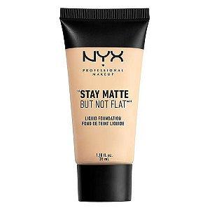 Base Liquida NYX Stay Matte But Not Flat SMF21 Alabaster