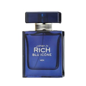 Perfume Rich Blu Icone Men EDT 90ML