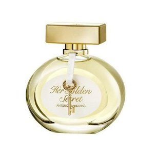 Perfume Antonio Banderas Her Golden Secret EDT Fem. 80ML