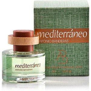 Perfume Antonio Banderas Mediterraneo EDT Masc. 50ML