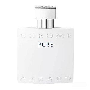 Perfume Azzaro Chrome Pure Eau de Toilette Masculino 50ML
