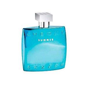Perfume Azzaro Chrome Summer Edt 100ML