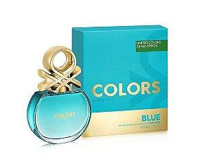 Perfume Benetton United Colors Blue Feminino 50 ML Edt
