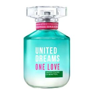 Perfume United Colors Of Benetton United Dreams One Love Edt 80ML