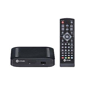 Conversor Digital e Gravador USB controle Remoto CDV-1000