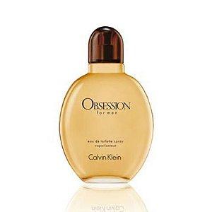 Perfume Calvin Klein Obsession Masculino 125ML EDT