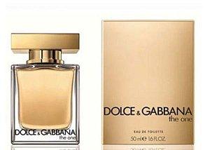Perfume Dolce Gabbana The One Fem EDT 50ML
