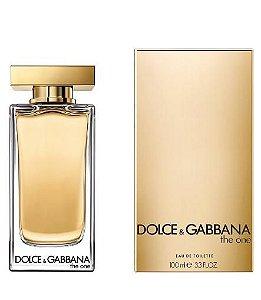 Perfume Dolce Gabbana The One EDT Feminino 100ML