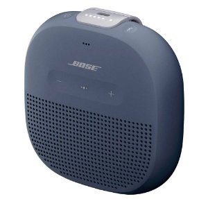 Speaker Portatil Bose Soundlink Micro Bluetooth Azul Escuro