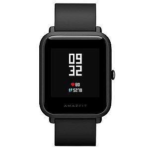 Smartwatch Xiaomi Bip A1608 com Bluetooth GPS Preto