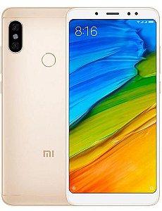 Smartphone Xiaomi Redmi Note 5 Dual 64GB Dourado