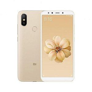 Smartphone Xiaomi Mi A2 Lite Dual Global 32GB 4GB Dourado