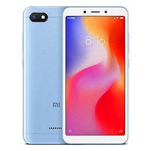 Smartphone Xiaomi Redmi 6A 5.5 Polegadas Dual 32GB Azul